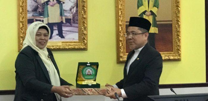 Faperta Unisma Jadi Rujukan Pengembangan Pertanian di Brunai Darussalam