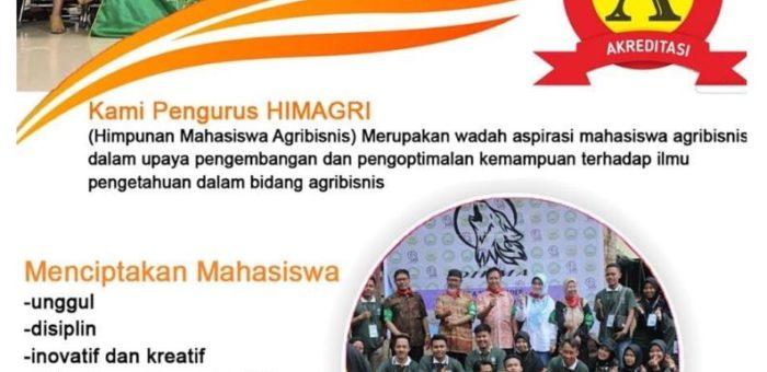 Mari Saatnya Bergabung Bersama Prodi Agribisnis!