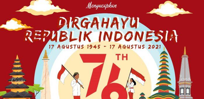 Dirgahayu Republik Indonesia, Merdeka!