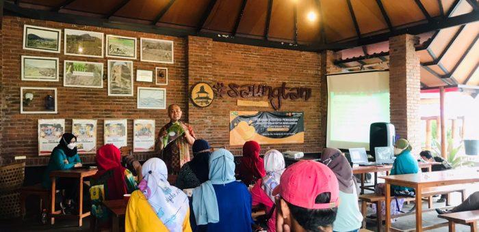 """Kandidat Sarjana Mengabdi (KSM) dari Fakultas Pertanian Gelar Penyuluhan """"Peran Strategi Pemasaran Hasil Pertanian untuk Mewujudkan Kesejahteraan Petani"""""""